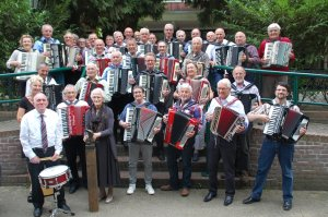 Accordeon treffen